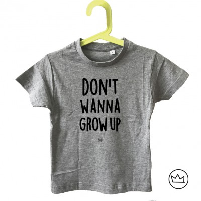 .Growup. Kids tshirt