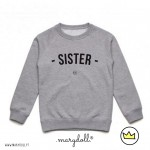.sister. kids sweat