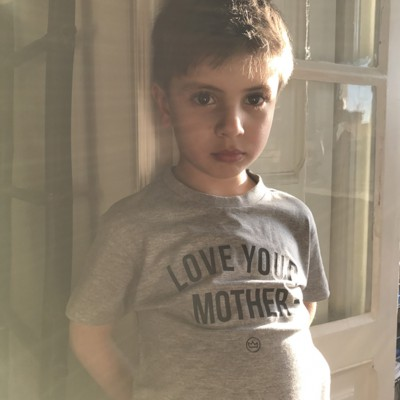 .love your mother. kids tshirt