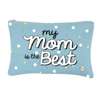 .my MOM blue. personalizada bolsa