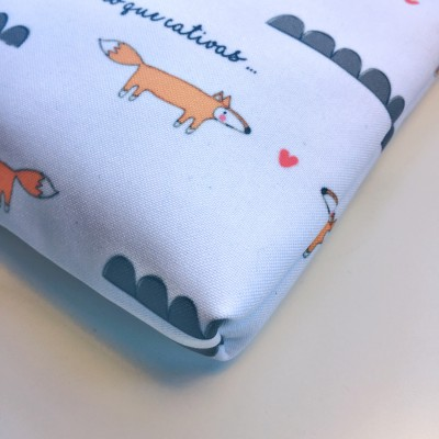 .little foxes. bolsa