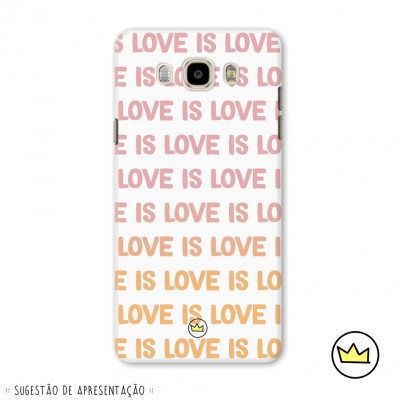 .love is love. rose gold marydoll