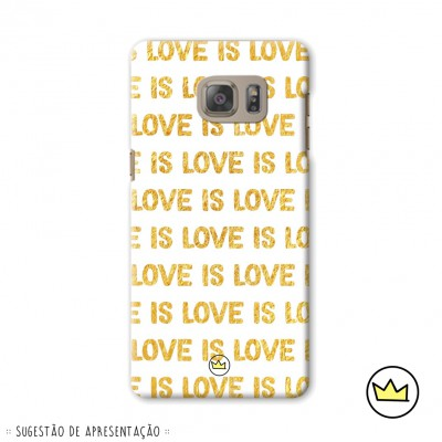 .love is love. gold marydoll