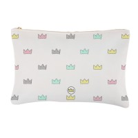 .mini crowns pink. bolsa