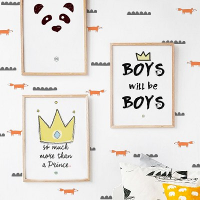 .BOYS will be BOYS. poster