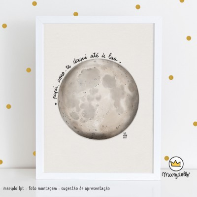 .Dad Moon. poster