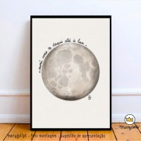 .Mom's Moon. poster