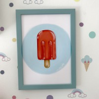 .icecream. poster