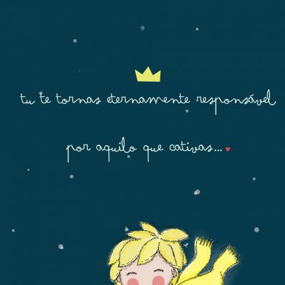 .the little prince. poster