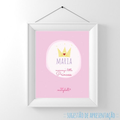 .little princess. poster