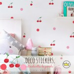 .cherry. stickers