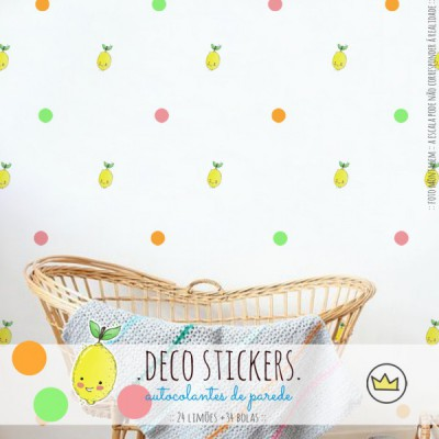 .lemon. stickers