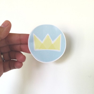 .crown prince. stickers