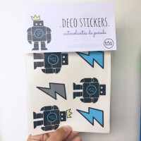 .robots. stickers