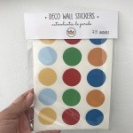 .Circo Dots. stickers