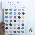 .dots, dots & dots colors. stickers
