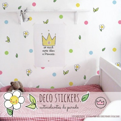 .flower power. stickers