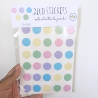 .icecream dots. stickers