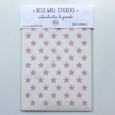 .mini stars. stickers