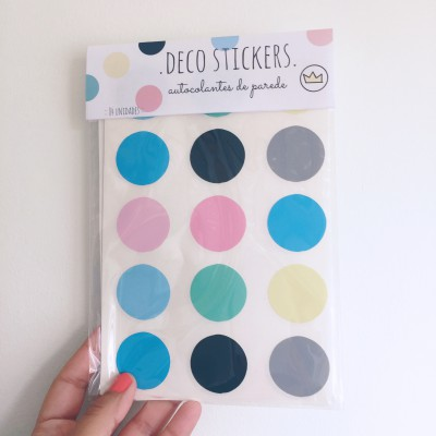 .candy dots. stickers
