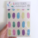 .jelly beans. stickers