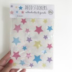 .unicorn stars. stickers