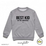 .best kid. kids sweat
