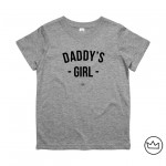 .daddy's girl. Kids tshirt