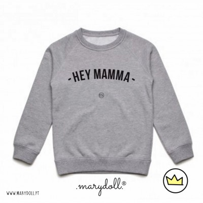 .hey mama. kids sweat