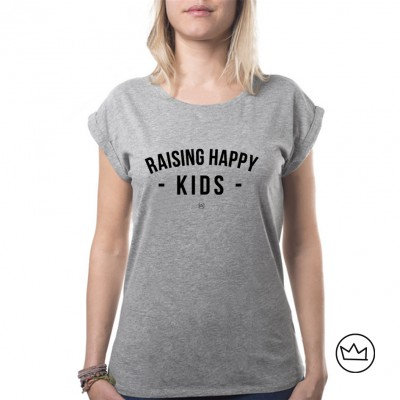 .happy kids. W tshirt