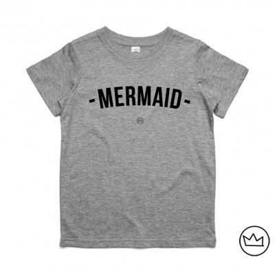 .mermaid. kids tshirt