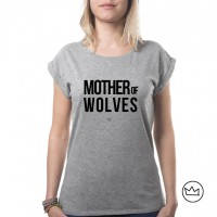 .mother of wolves. W tshirt