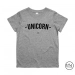 .unicorn. kids tshirt