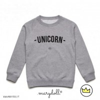 .unicorn. kids sweat