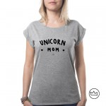 .UNICORN MOM. W tshirt